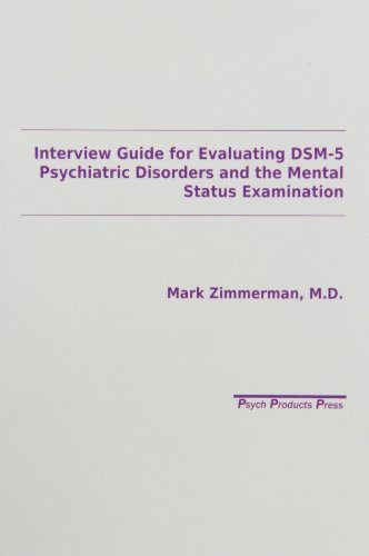 interview-guide-for-evaluation-of-dsm-v-disorders