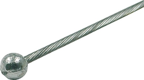 RMS Fili freno anteriore tipo olanda 1,6x800mm Front inner wire for brake holland type 1,6x800mm