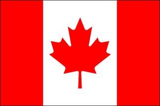 Canada 2' X 3' Flag