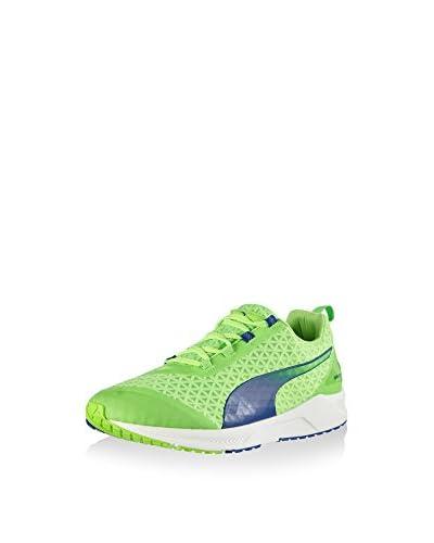 Puma Sneaker Ignite Xt Filtered grün EU 40.5