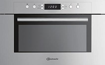 Bauknecht 858953401720 Micro-ondes 31 L Argent