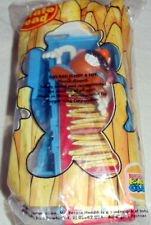 Burger King Toy Mr. Potato Head Fry Jump Set 1999 - 1
