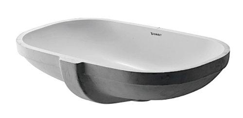 Popular Duravit D Code Undermount Vanity Basin White Finish