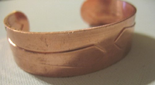 Pure Southwest Copper Bracelet Made in USA