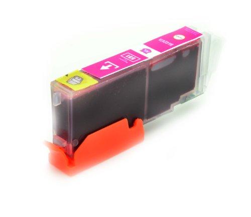 1 x kompatibel Tintenpatronen CLI-551 Maganta mit Chip für Canon Pixma: IP7250 MG5450 MG6350 MX725 MX925