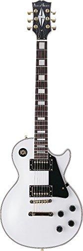 PhotoGenic フォトジェニック エレキギター レスポールカスタムタイプ LP-300/WH ホワイト