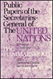 img - for [(Public Papers of the Secretaries General of the United Nations: Dag Hammarskjold, 1956-57 v. 3 * * )] [Author: Andrew W. Cordier] [Jan-1978] book / textbook / text book