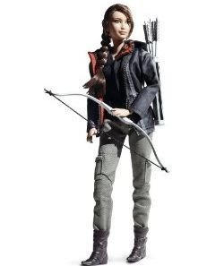 Katniss The Hunger Games Barbie Doll