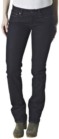 Levi's Curve Id - Jean - Femme - droite - Slight curve - Bleu (Richest Indigo) - W27/L34