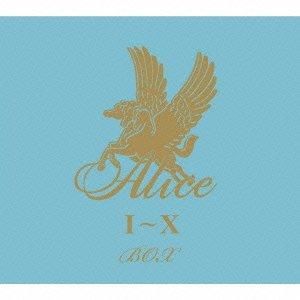 アリスボックス (初回生産限定盤)(DVD付)