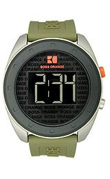 Hugo Boss Boss Orange Digital Black Dial Men's watch #1512563