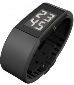 Rosendahl Watch Ii Digital, Black IpCoating Case