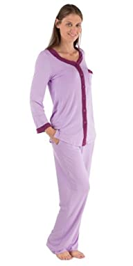 Women's Long Sleeve Pajama Set – Eco…