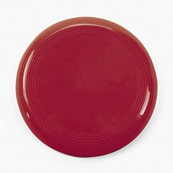 RED FLYING DISC (6 DOZEN) - BULK
