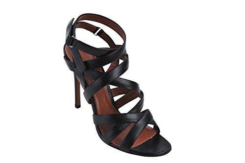 agnona-women-shoes-leather-black-38