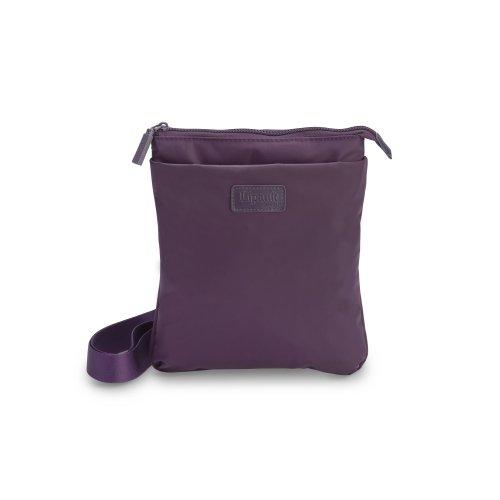 lipault-large-cross-body-bag-purple-one-size