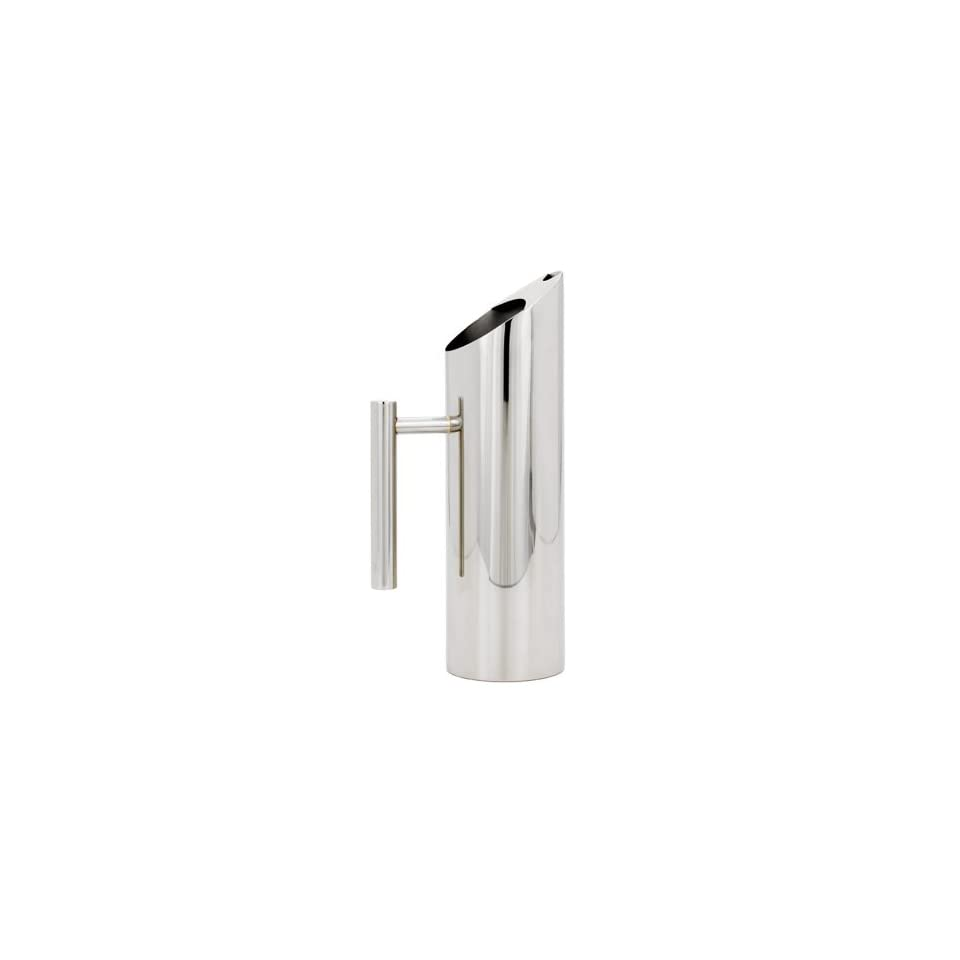 Torre & Tagus Axis Stainless Steel Pitcher, 46 Ounce