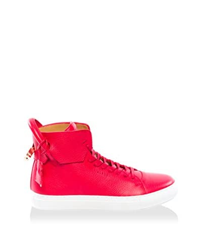BUSCEMI Men's Lace Up Sneakers