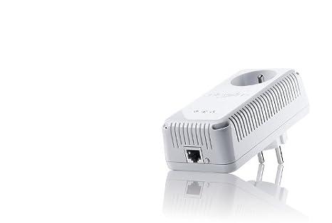 devolo 1359 - Pack de 1 adaptateur CPL (dLAN 200 AVplus) : 1 port Fast Ethernet / prise gigogne intégrée