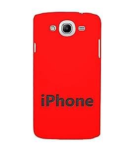 EPICCASE I phone Mobile Back Case Cover For Samsung Galaxy Mega 5.8 I 9150 (Designer Case)