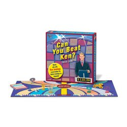 Can You Beat Ken? Board Game
