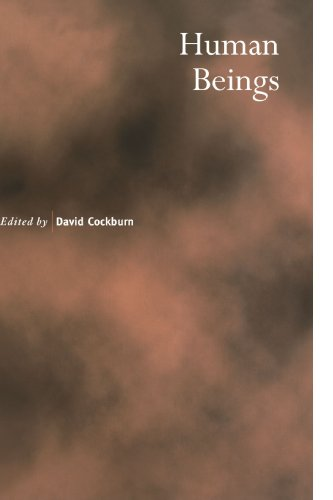 Human Beings (Royal Institute Of Philosophy Supplements)
