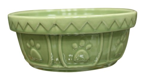 ETHICAL PRODUCTS 773830 Old World Antique Dish for Dogs, 7-Inch, Sage Green (Old Sage compare prices)