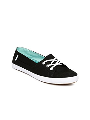 Vans Women Black Sneakers