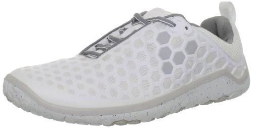 Vivobarefoot Women's Evo III Running Shoe,White,40 EU/9 M US