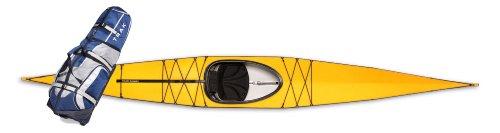 TRAK Kayaks Performance Folding Kayak (Yellow)