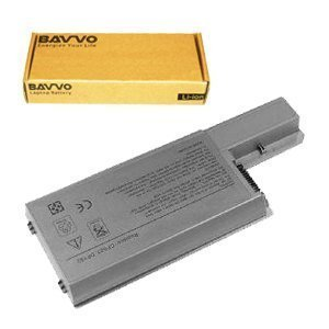 Bavvo New Laptop Replacement Battery for Dell wn979 DF 192 Latitude d531 d820 d830