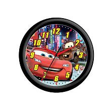 Cars 2 Wall Clock by M.Z. Berger & Co., Inc.