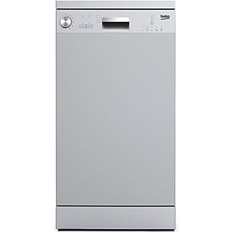 Beko UDFS05010S Freestanding 10places A+ Acier inoxydable lave-vaisselle - lave-vaisselles (Autonome, A+, Full size, Acier inoxydable, Intensif, Rapide, Condensation)