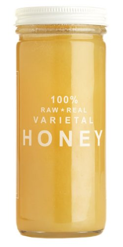 Bee Raw Colorado Sweet Yellow Clover Honey - 10.5 Oz.