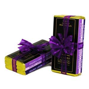 Amazon.com : Pelindaba Organic Lavender Gourmet Chocolate Bar Trio ...