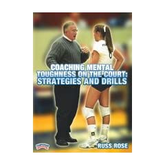 Buy Championship Productions Russ Rose-Coaching Mental toughness On the Court: Strategies and Drills DVD by Championship Productions