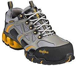 Nautilus Safety Footwear Men'S 1800 Work Shoe,Grey,9.5 M Us