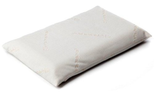 Why Should You Buy Clevamama ClevaFoam Toddler Pillow, Cream