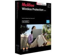 Mcafee Wireless Protection 2007 - Ensemble Complet - 3 Utilisateurs - Cd - Win - Français