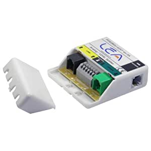 Omenex PCE2B0U-20 rev.A0 Filtre ADSL maître