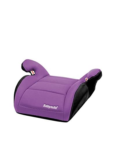 Babyauto Elevador De Seguridad Infantil Orrua Plus Grupo 2-3 Púrpura