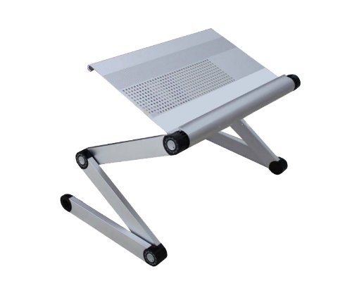 FURINNO Adjustable Vented Laptop Table/Portable