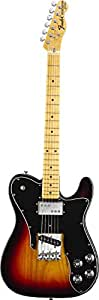 Fender American Vintage '72 Telecaster Custom, Maple Fingerboard - 3-Color Sunburst