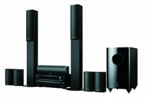 Onkyo HT-S8409 7.1-Channel Network A/V Receiver/Speaker Package