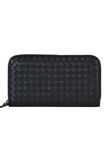 bottega-veneta-damen-114076v001n1000-schwarz-leder-brieftaschen