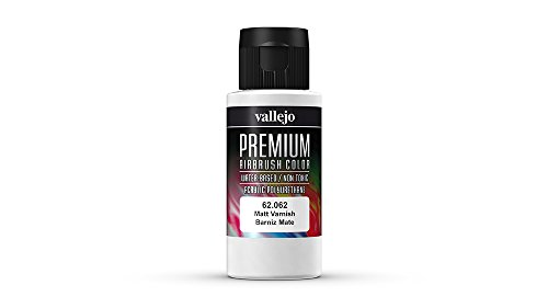 Vallejo Color Matt Varnish Premium RC Colors - 1