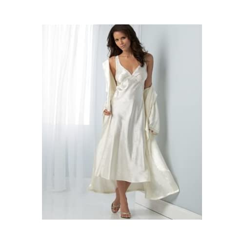 Jones New York Bridal Jacquard Gown