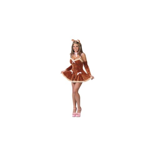 Touch Me Teddy Medium Large Halloween or Theatre Costume