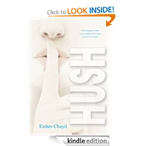 Kindle Book Bargains: Hush, by Eishes Chayil. Publisher: Walker Childrens; 1 edition (September 14, 2010)