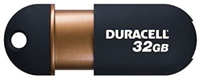 Duracell Capless 32GB USB Memory Drive by Duracell